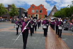 Show- & Marchingband VIOS uit Mijdrecht